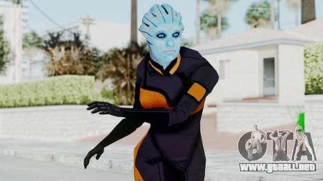 Mass Effect 1 Rana Thanoptis para GTA San Andreas