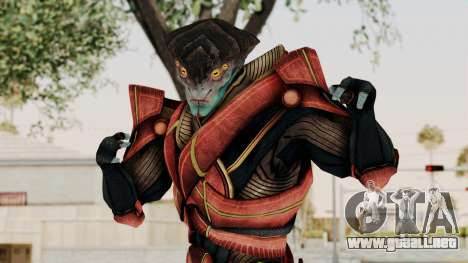 Mass Effect 3 Javik para GTA San Andreas