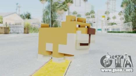 Crossy Road - Doge para GTA San Andreas segunda pantalla