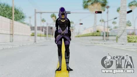 Mass Effect 3 Tali Zorah Vas Normandy para GTA San Andreas segunda pantalla