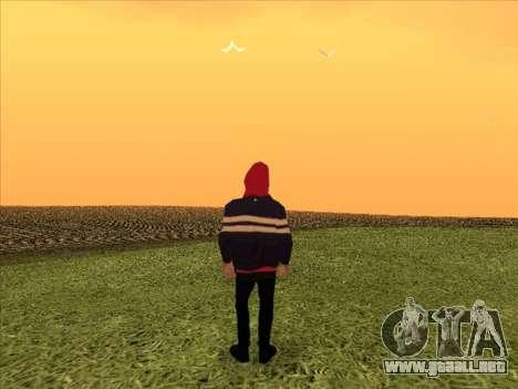 PHARAON para GTA San Andreas tercera pantalla