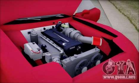 ZR - 350 para visión interna GTA San Andreas