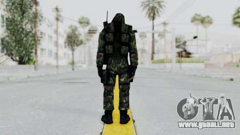 Hodeed SAS 4 para GTA San Andreas tercera pantalla