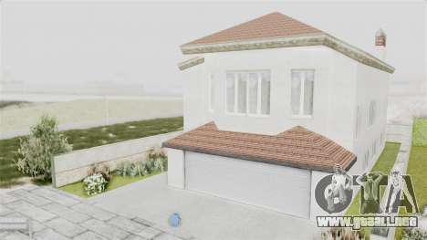CJ Realistic House and Objects para GTA San Andreas segunda pantalla