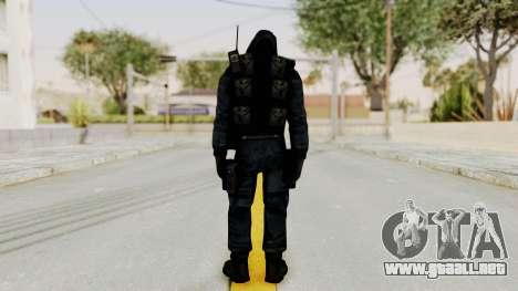 Hodeed SAS 12 para GTA San Andreas tercera pantalla