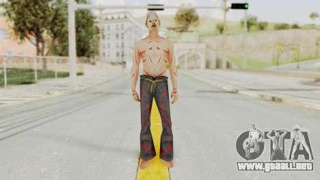 Scary BERUK para GTA San Andreas segunda pantalla
