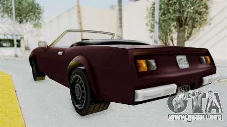 GTA VC Stinger para GTA San Andreas left