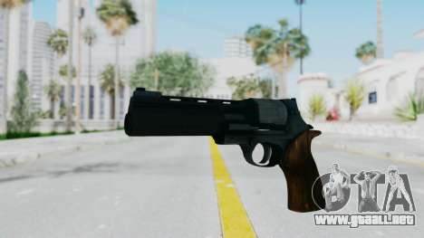 Mateba para GTA San Andreas segunda pantalla