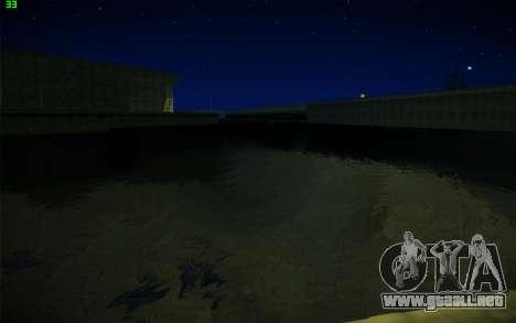 ENB Series by TURBO MIX para GTA San Andreas tercera pantalla