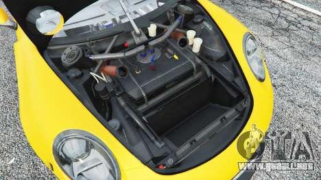 GTA 5 Ruf RGT-8 delantero derecho vista lateral