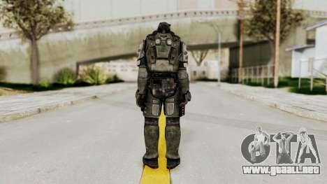 F.E.A.R. 2 - Replica Heavy Soldier para GTA San Andreas tercera pantalla
