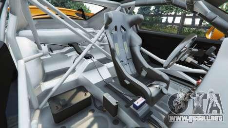 GTA 5 Ruf RGT-8 vista lateral derecha