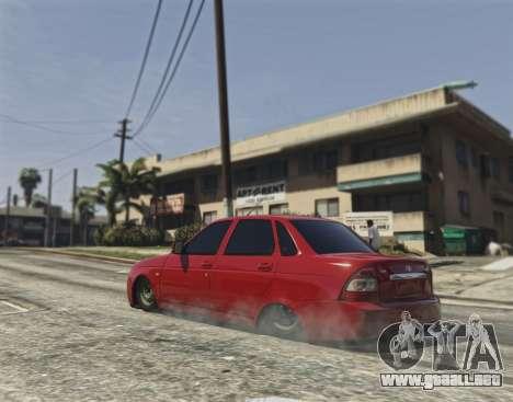Lada Priora VAZ 2170 para GTA 5