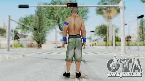 John Cena para GTA San Andreas tercera pantalla