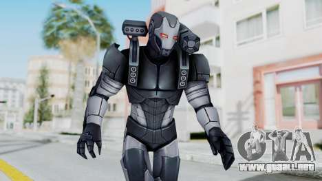 Marvel Future Fight - War Machine para GTA San Andreas