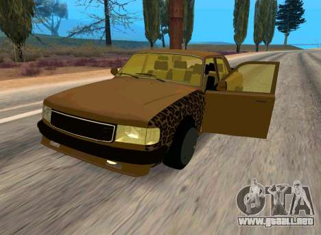 Volga 3110 Classic Batalla para GTA San Andreas