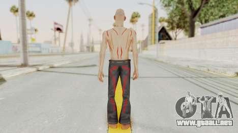 Scary BERUK para GTA San Andreas tercera pantalla