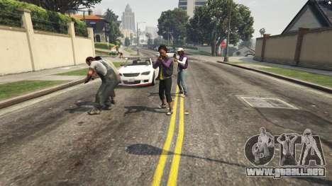GTA 5 More crime mod 1.1a quinta captura de pantalla