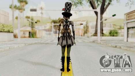 Alice LBL Hattress Returns para GTA San Andreas tercera pantalla