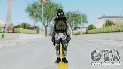 Black Mesa - HECU Marine v2 para GTA San Andreas segunda pantalla