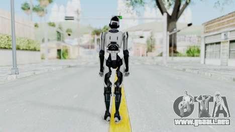 Mass Effect 2 Loki para GTA San Andreas tercera pantalla