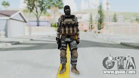 Battery Online Soldier 5 v3 para GTA San Andreas segunda pantalla