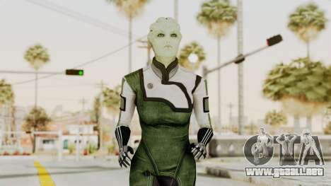 Mass Effect 2 Shiala para GTA San Andreas