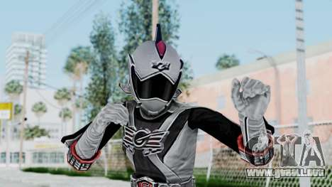 Power Rangers RPM - Silver para GTA San Andreas