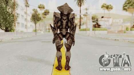 Mass Effect 3 Collector Awakened Adept MP para GTA San Andreas tercera pantalla