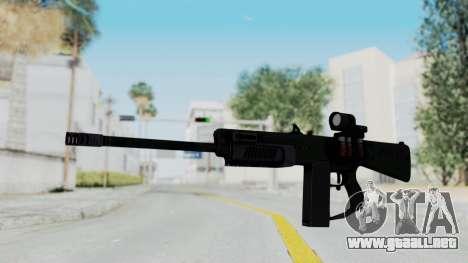AA-12 para GTA San Andreas