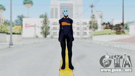 Mass Effect 1 Rana Thanoptis para GTA San Andreas segunda pantalla