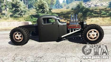 Dumont Type 47 Rat Rod para GTA 5
