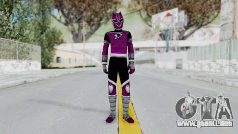 Power Rangers Jungle Fury - Wolf para GTA San Andreas segunda pantalla