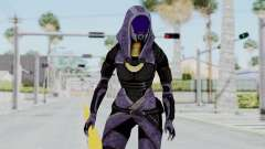 Mass Effect 3 Tali Zorah Vas Normandy para GTA San Andreas