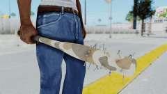 Nail Baseball Bat v6 para GTA San Andreas