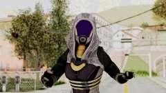 Mass Effect 3 Tali Zorah nar Rayya