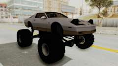 Pontiac Firebird Trans Am Monster Truck 1982