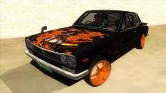 1971 Nissan GT-R Hakosuka para GTA San Andreas