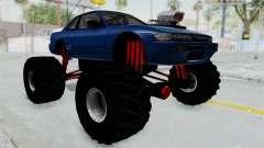 Nissan Silvia S13 Monster Truck