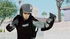 La Gendarmería, Que Antidisturbios De La Piel