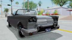 GTA 5 Declasse Tornado No Bobbles and Plaque IVF para GTA San Andreas