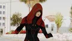 Mass Effect 2 Kasumi Red