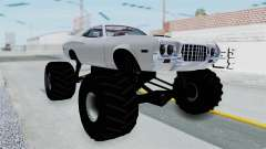 Ford Gran Torino 1972 Monster Truck para GTA San Andreas