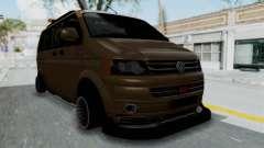 Volkswagen Transporter TDI Final para GTA San Andreas