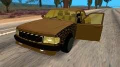 Volga 3110 Classic Batalla