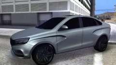 Lada Vesta HD (beta) para GTA San Andreas
