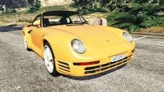 Porsche 959 1987