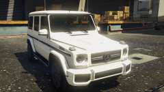 2013 Mercedes Benz G65 AMG [Replace] para GTA 5