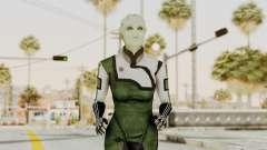 Mass Effect 2 Shiala para GTA San Andreas