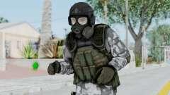 Black Mesa - HECU Marine v2 para GTA San Andreas